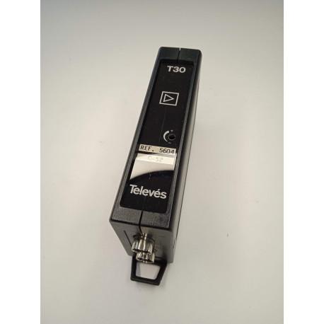 05604 AMPLIFICADOR UHF GAN. 36 DB