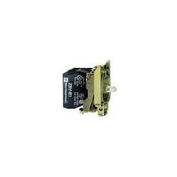 ZB4BW0B53 BLOQUE SIMPLE+BLOQUE LUMINOSO C/LED
