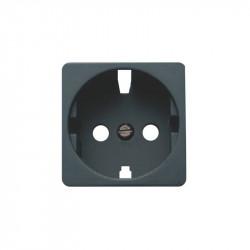 16724-M TAPA BASE ENCHUFE SEGURIDAD