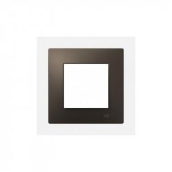 23001-GL VIVA,MARCO 1 ELEMENTO GRIS LAVA