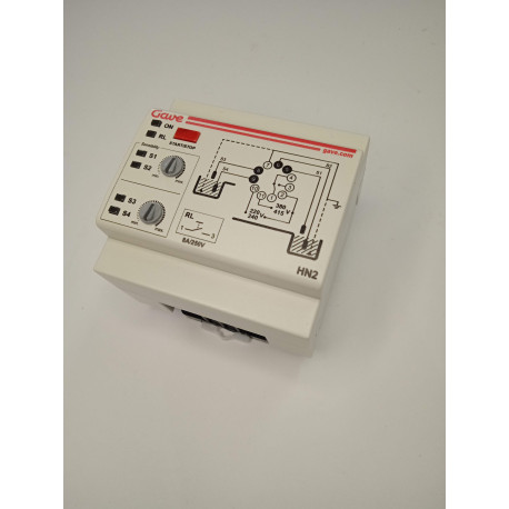4HN-2 HIDRONIVEL DOBLE HN-2 PARA POZ