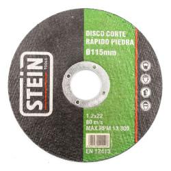 8425160445232 DISCO STEIN CORTE RAPIDO PIEDRA 115X1.0X22