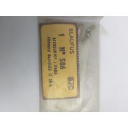 005860 BASE PORTACARTUCHOS 20A