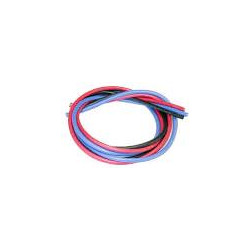 01X001,00-R MTS CABLE SILICONA 1x1mm ROJO